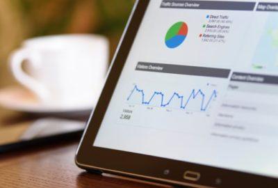 google analytics on website
