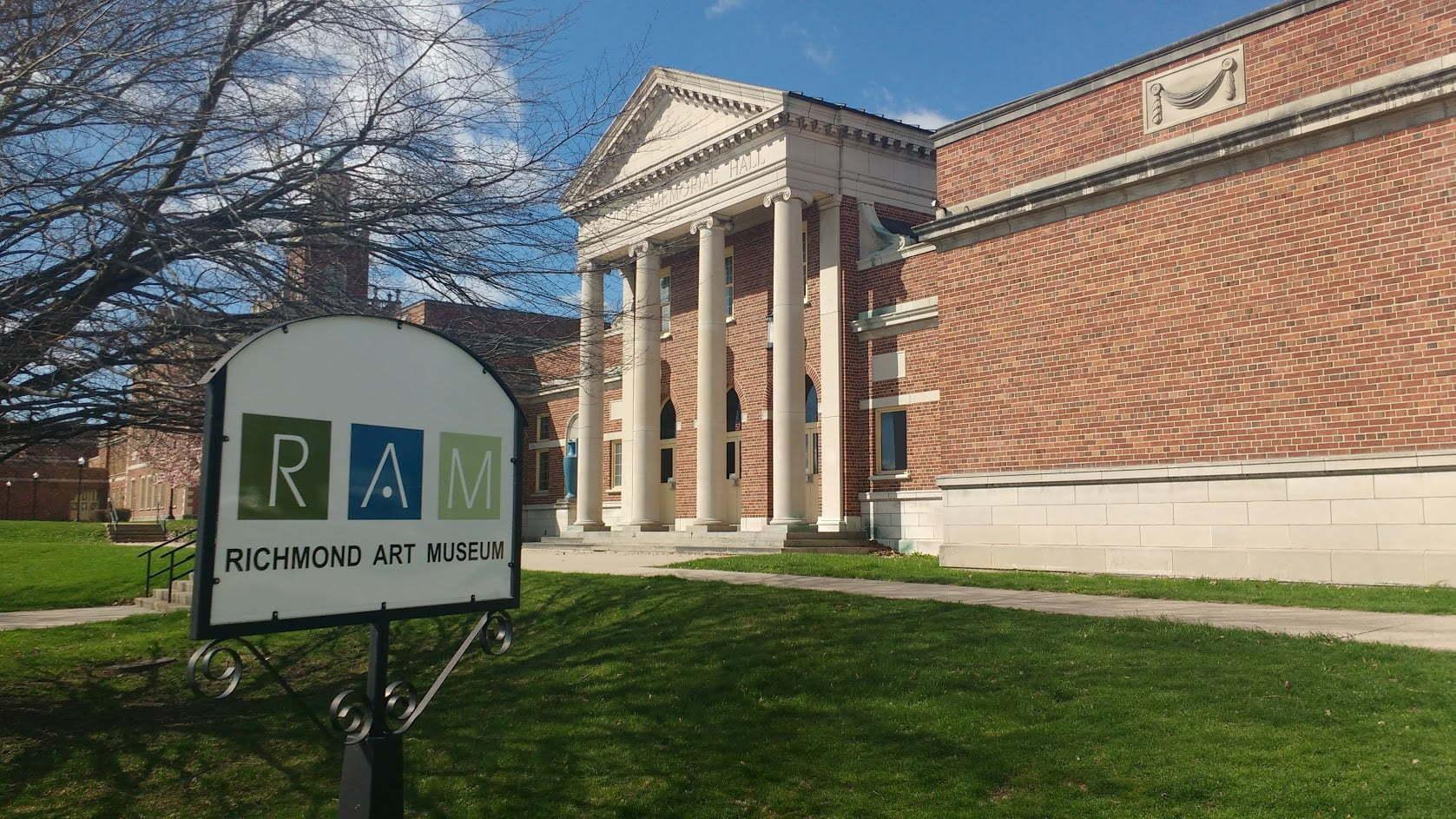 richmond art museum building