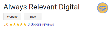 always relevant digital google my business listing