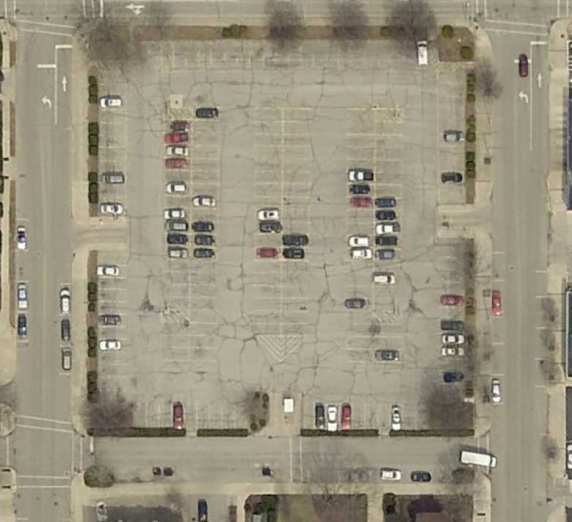 what would become elstro plaza park in richmond