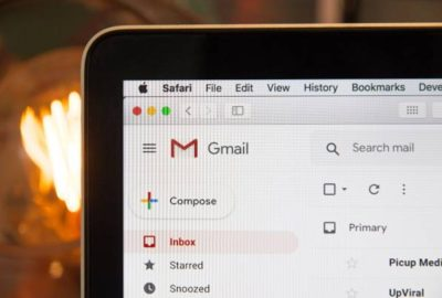website must haves email capture (gmail)