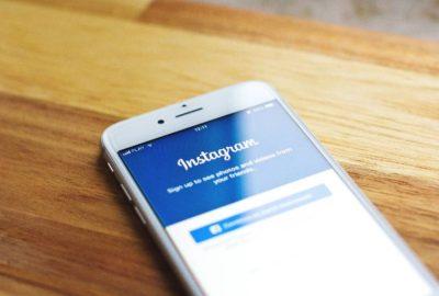instagram social media content