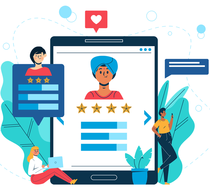 Online Review Generation